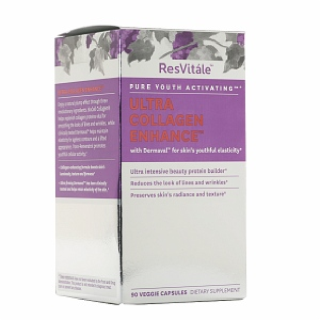 ResVitale Ultra Collagen Enhance with Dermaval