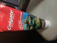 Colgate® TEENAGE MUTANT NINJA TURTLES™ MILD BUBBLE FRUIT® Toothpaste uploaded by Jimmy S.