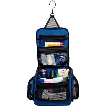 NeatPack Medium Size Hanging Toiletry Bag, Blue