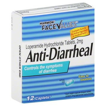 Harmon Face Values: Harmon Face Values Anti-Diarrheal