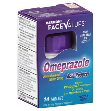 Harmon Face Values: Harmon Face Values Omeprazole