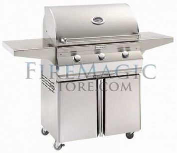 Fire Magic Grills Choice C540s Stand Alone Grill w/o Rotisserie & Side burner - LP