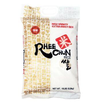Rhee Bros Medium Grain Calrose Rice 15lbs