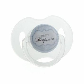 Personalized Name Prince Pacifier