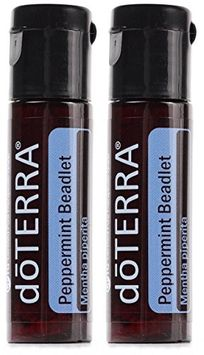 doTERRA Peppermint Essential Oil Beadlets - 125 ct (2 pack)