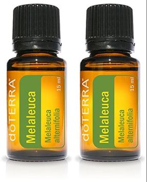 doTERRA Melaleuca Essential Oil 15 ml (2 pack)