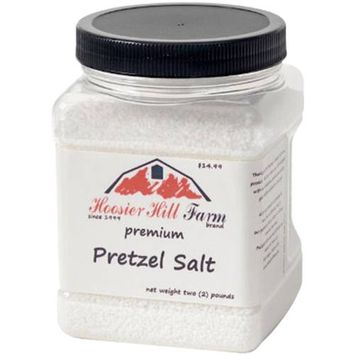Hoosier Hill Farm Premium Coarse Pretzel Salt, 2 lbs