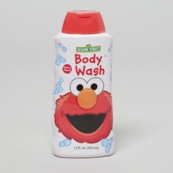 BODY WASH ELMO 12OZ SESAME STREET, Case Pack of 12