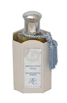 Castle Forbes Absolutely Vital Perfume Skin Moisturizing Spritz Spray for Women
