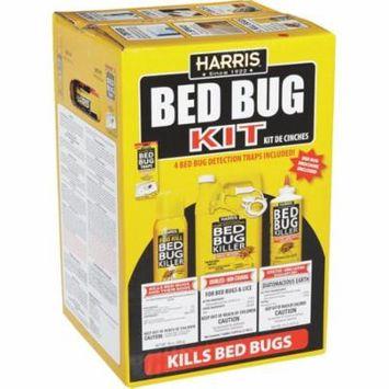 Harris Bedbug Killer Kit