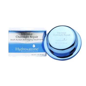 Hydroxatone Intensive Overnight Repair Multi-Action Anti-Aging Treatment, 1 oz