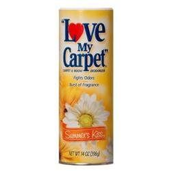 Love My Carpet Kiss's Summer Rug & Room Deodorizer(Case of 12)