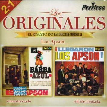 LOS APSON (EDICION LIMITADA) 2 EN 1