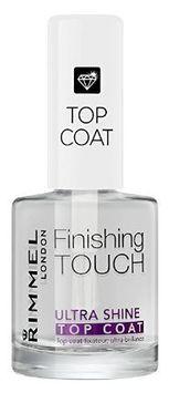 Rimmel London Finishing Touch Ultra Shine Top Coat Nail Polish