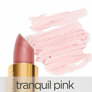 La Bella Donna Mineral Light Up Lip Colour   All Natural Pure Mineral Lipstick   Long-Lasting Color   Hydrating Formula   100% Vegan   Hypoallergenic and Cruelty Free - Tranquil Pink