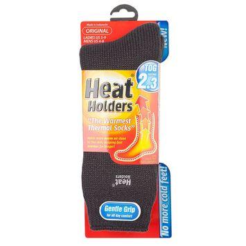 Heat Holders - (5 Pack) Women's Thermal Socks Charcoal