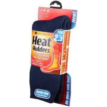 Heat Holders Thermal Socks, Women's Original, US Shoe