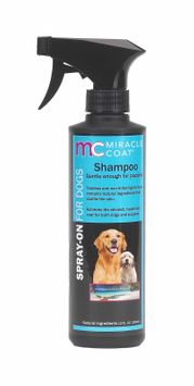 Miracle Coat Spray-On Puppy Shampoo - 12 oz
