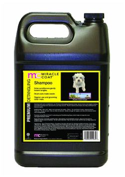 Miracle Coat Detangling Dog Shampoo - 1 gallon