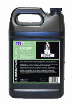 Miracle Coat Sensitive Hypo-Allergenic Dog Shampoo - 1 gallon