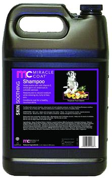 Miracle Coat Skin Soothing Dog Shampoo - 1 gallon