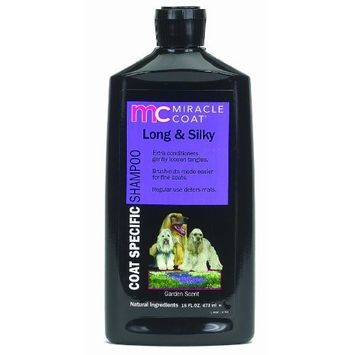 Miracle Coat Dog Shampoo [Long and Silky Shampoo]