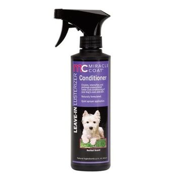 Miracle Coat Dog Shampoo [Leave-In Conditioner and Lusterizer]