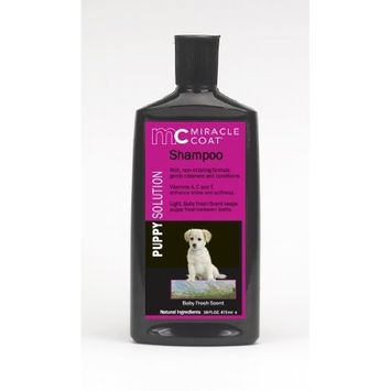 Miracle Coat Dog Shampoo [Puppy Shampoo]