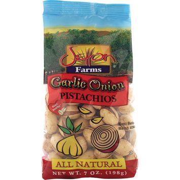 Roasted Pistachios Garlic/Onio - SETTON FARMS