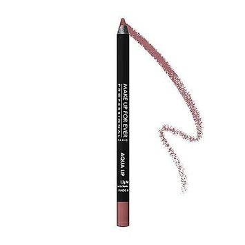 Make Up For Ever Aqua Lip Waterproof Lipliner Pencil, 8c (Red), 0.04 Ounce