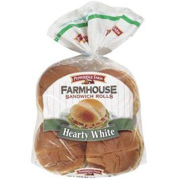 Pepperidge Farm® Hearty White Farmhouse Sandwich Rolls
