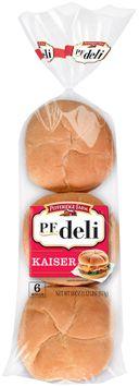 Pepperidge Farm® P. F. Deli Kaiser Rolls