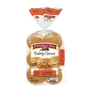 Pepperidge Farm® Bakery Classics Sliders Sweet & Soft Buns