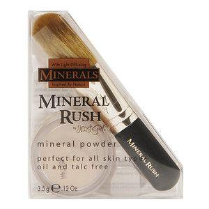 Jesse's Girl Cosmetics Mineral Rush Mineral Powder
