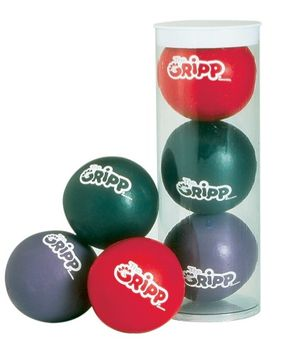 Gripp Squeeze Ball, Firm, pack of 3