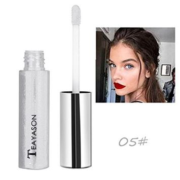 Brightening Liquid DEESEE(TM) Professional Makeup Shimmer Face Glow Liquid Highlighter Concealer Gloss Makeup Nude Shades