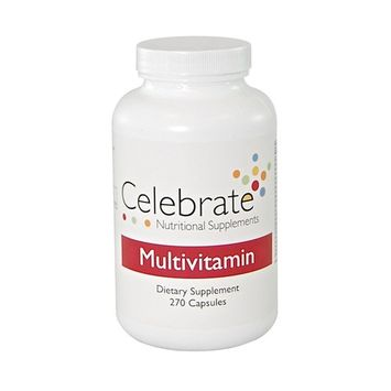 Celebrate MultiVitamin - Capsule