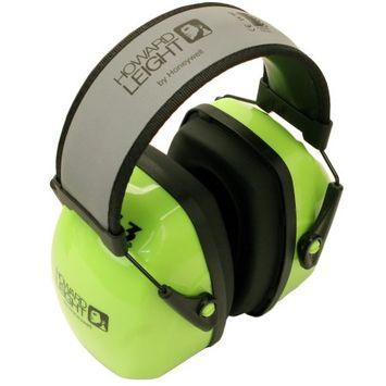1013941 Howard Leight By Sperian Hi-Visibility Headband Earmuff - Wire