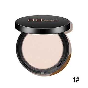 Concealer Cover Cream DEESEE(TM)Full Coverage Cheek Blush Powder Matte Oil Control Smooth Trimming Cover Dark Circles Silky Smooth Freckles Acne BB Cream Base Makeup