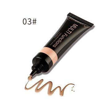 Concealer Cover Cream DEESEE(TM) Cheek Blush Powder Matte Face Makeup Foundation Moisturizing Waterproof Concealer BB Cream