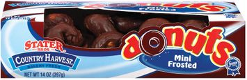 Stater bros Mini Frosted Donuts