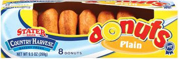 Stater bros Plain 8 Ct Donuts
