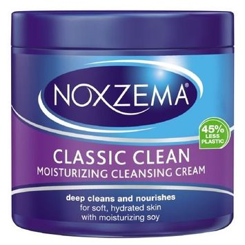 Noxzema Classic Clean Moisturizing Cream 12oz
