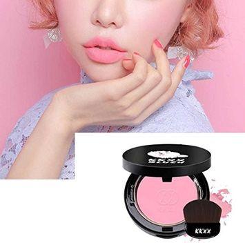 Creazy Women Monochrome Blush Persistent Peach Makeup Nude Makeup Matte