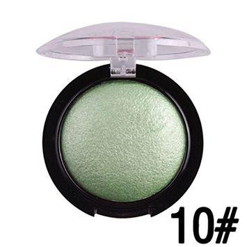 Creazy Women Hot Sale Blush Palette Face Makeup Baked Cheek Color Blusher Professional