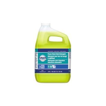 Procter & Gamble PGC36217 Power Wash Sink Detergent, Fresh Scent, 1 Gal Bottle, 3/carton