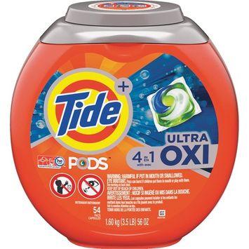 Procter & Gamble 54ct Pod Ultra Oxy Tide 75076
