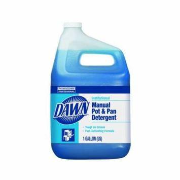 Proctor & Gamble Dawn Manual Pot and Pan Detergent Gallons, 4 Per Case