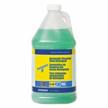 Procter & Gamble 00065 Powerforce Ii Automatic Cleaning Oven Detergent, Mild, 1 Gal Bottle, 4/carton