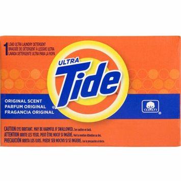 P&G Tide Powder Vending Laundry Detergent - 1 Use -(1 CASE)